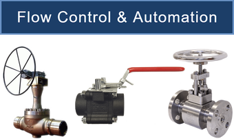 Pickford Flow Control & Actuation