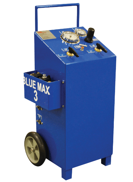 Expansion Seal EST Group Blue Max III Hydrostatic Test Pump
