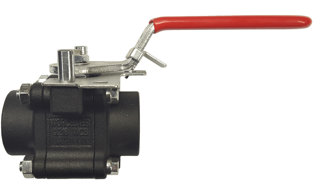 Flowserve Worcester Controls Fire Rated Ball Valve