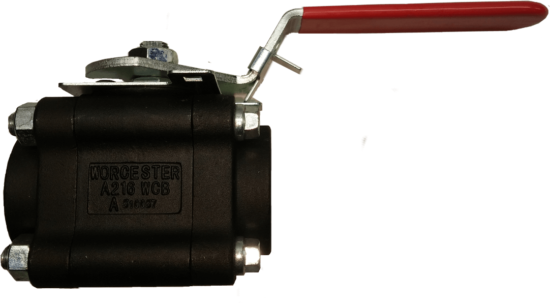 Flowserve Worcester Controls High Pressure Ball Valve H44 Series